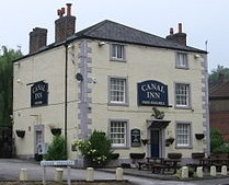 Canal Inn Public House Bullbridge